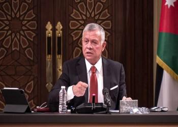 عاهل الأردن: اتصالات دبلوماسية مكثفة لوقف العدوان الإسرائيلي