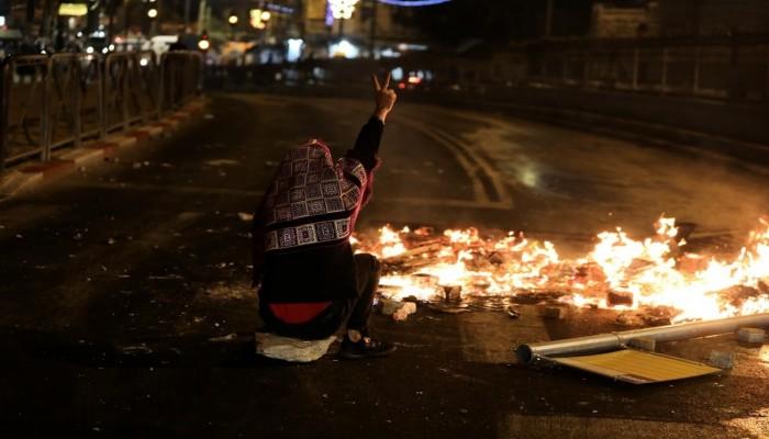تجدد مواجهات القدس.. إصابة 12 فلسطينيا في شعفاط والشيخ جراح