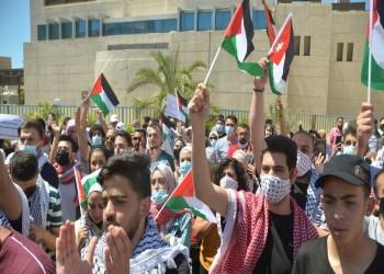 الأمن الأردني يحقق في فض الاعتصام قرب السفارة الإسرائيلية