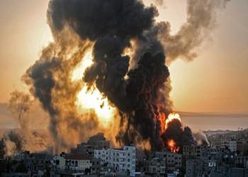 منظمة العفو تطالب بتحقيق دولي في مجزرة الشاطئ وتدمير برج الجلاء