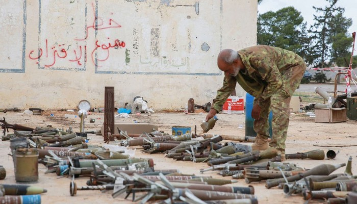 الولايات المتحدة تطالب بانسحاب فوري للقوات الأجنبية من ليبيا