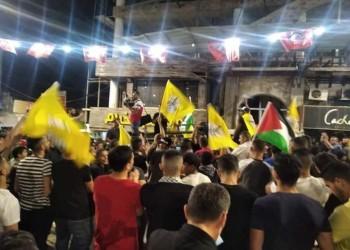 فلسيطينو الضفة يدشنون الإضراب العام بمسيرات تهتف لغزة