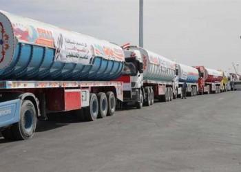 مصر تمد أهالي غزة بـ13 شاحنة من المساعدات الغذائية والطبية
