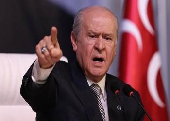 زعيم الحركة القومية: على الشعب التركي الدخول في رباط من أجل القدس