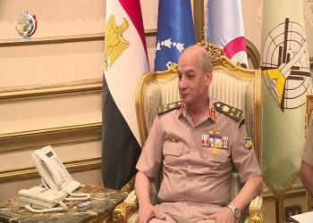 محادثات عسكرية ثلاثية بين مصر وقبرص واليونان