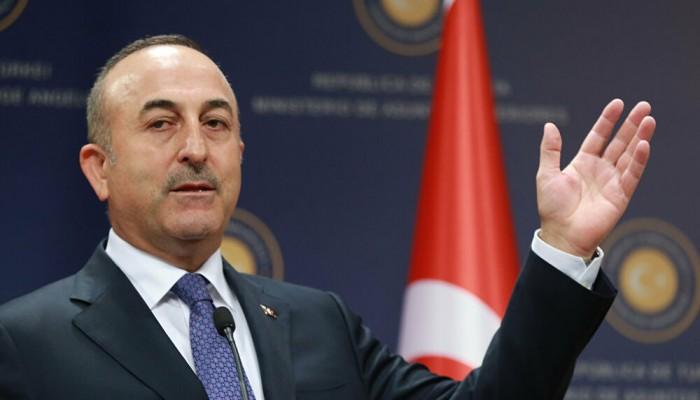 جاويش أوغلو: تركيا بقيادة أردوغان لن تتخلى عن فلسطين