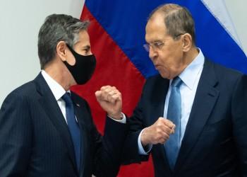 لقاء بلينكن ولافروف.. تفاصيل أول نقاش مباشر بين إدارة بايدن وروسيا