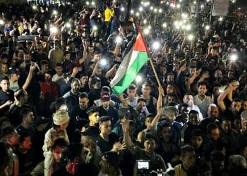 الاحتفالات تعم غزة.. حماس: انتصرنا على إسرائيل ويدنا ستظل على الزناد