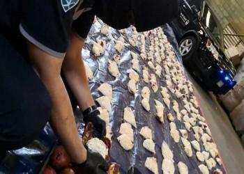 الجمارك اللبنانية تحبط تهريب أكثر من 4 أطنان من المخدرات إلى مصر