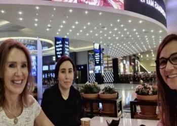 الشيخة لطيفة تظهر في صورة جديدة بمول دبي.. تعرف على التفاصيل