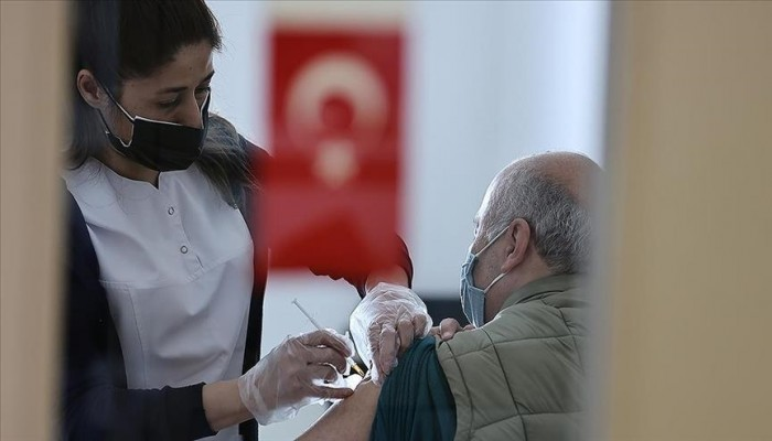 تركيا.. عمليات التطعيم ضد كورونا تصل إلى 27 مليونا و860 ألفا