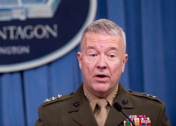 ماكينزي يحذر من تراجع النفوذ الأمريكي في الخليج لصالح روسيا والصين