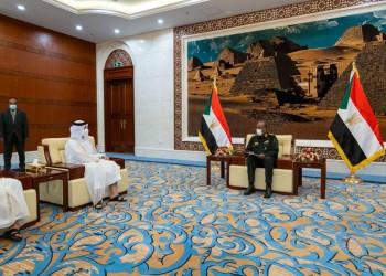 رسالة من أمير قطر إلى رئيس الانتقالي السوداني لبحث العلاقات الثنائية