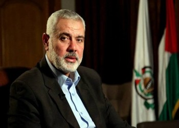فلسطين غنية بالغاز.. هنية يرحب بعقد اتفاقية بحرية مع تركيا
