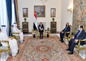 المصالحة تتطور.. أمير قطر يدعو السيسي لزيارة الدوحة