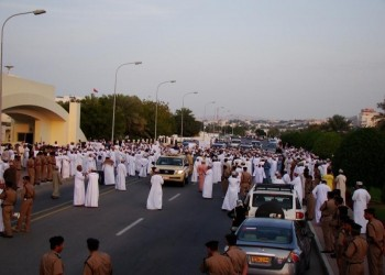 الملك سلمان يجري اتصالا هاتفيا بالسلطان هيثم عقب احتجاجات بالسلطنة