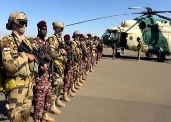 انطلاق مناورات حماة النيل بين الجيشين المصري والسوداني