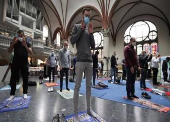 مسيحيون ومسلمون ويهود.. مكان واحد للعبادة في برلين