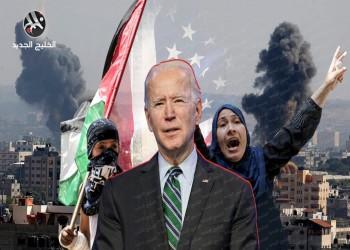 ستراتفور: أمريكا ستتبنى نهجا أكثر صرامة تجاه إسرائيل بعد معركة غزة