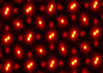 بتكبير 100 مليون مرة.. التقاط الصورة الأدق للذرات الفردية