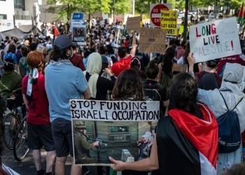 السبت.. مليونية في واشنطن لمعاقبة وردع إسرائيل