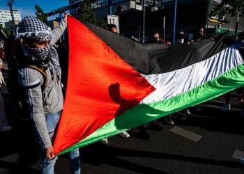 وقفة احتجاجية في برلين لإدانة انحياز الإعلام الألماني لإسرائيل