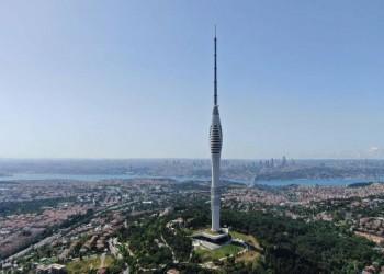 برج تشامليجا.. أردوغان يفتتح أعلى مبنى في إسطنبول
