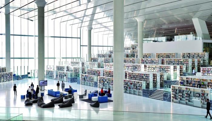 مكتبة قطر الوطنية تنشر الصفحة رقم مليونين على بوابتها الإلكترونية