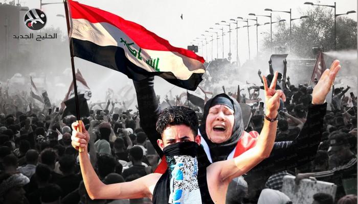 ستراتفور: احتجاجات العراق تهدد الحكومة وليس النفوذ الإيراني