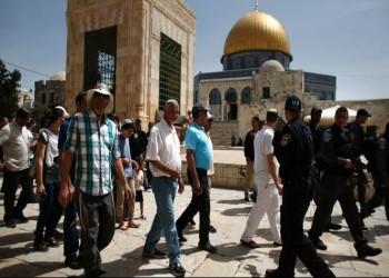 عبر باب المغاربة.. وزير إسرائيلي يقود اقتحاما جديدا للمسجد الأقصى
