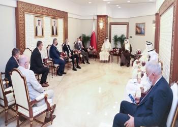 وفد برلماني تركي يبحث في الدوحة تعزيز العلاقات