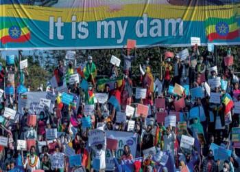إثيوبيا تلجأ إلى استراتيجية الحشود في أزمتي تيجراي وسد النهضة