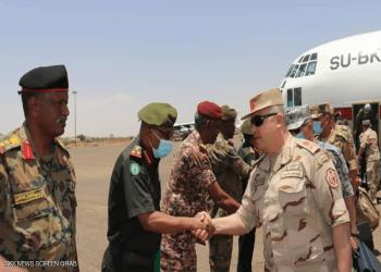 الجيش السوداني: مناورة حماة النيل تهدف لردع المتربصين والأعداء
