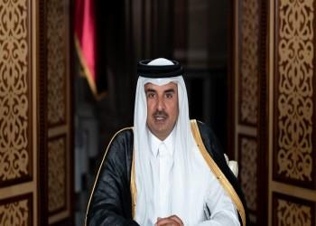 أمير قطر يجدد الدعوة للإسراع بتشكيل الحكومة في لبنان