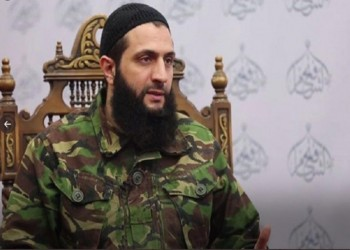 وكالة: زعيم النصرة التقى ممثلا للاستخبارات البريطانية في إدلب
