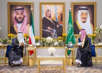 أولى زياراته الخارجية.. ولي عهد الكويت يصل إلى السعودية