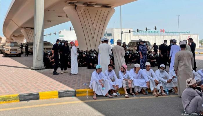 بعد احتجاجات البطالة.. عمان تبحث فرص الاستثمار مع السعودية