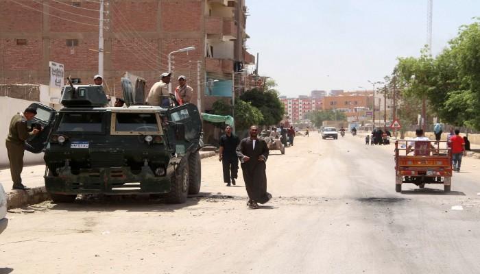مصر.. مقتل 10 في مجزرة بقرية بصعيد البلاد