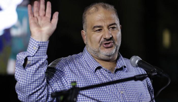 منصور عباس حصل على وعود بـ16 مليار دولار لصالح فلسطينيي 48