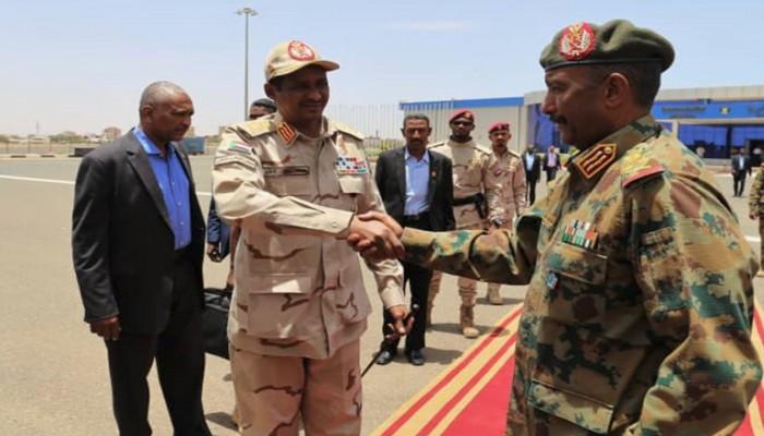 صراع نفوذ في السودان بين البرهان وحميدتي.. ما علاقة الإمارات؟