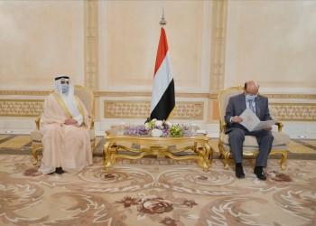رسالة خطية من أمير الكويت إلى الرئيس اليمني هادي