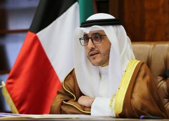 مباحثات كويتية عمانية لآخر التطورات الراهنة