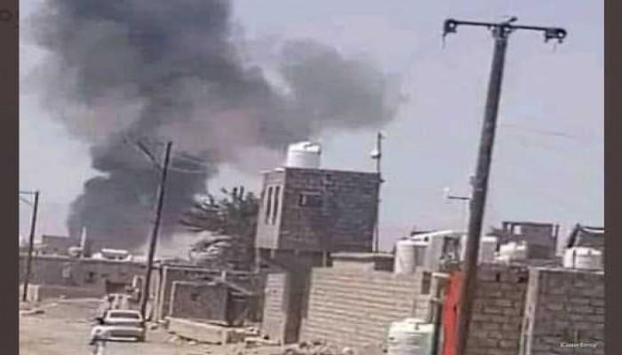 اليمن.. مجزرة في مأرب بعد استهداف الحوثيين لمحطة وقود بهجوم باليستي (صور)