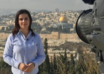مراسلة الجزيرة بعد إصابتها: أنا بخير وسأعود لحي الشيخ جراح قريبا