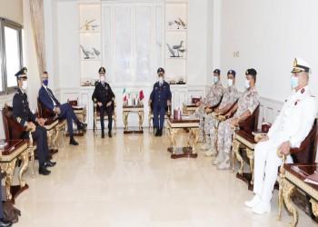 من الدوحة.. قطر وإيطاليا تبحثان تعزيز التعاون العسكري
