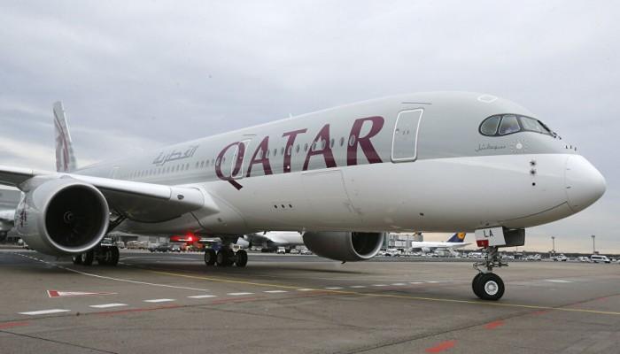 القطرية تستأنف رحلاتها إلى الشارقة أول يوليو المقبل