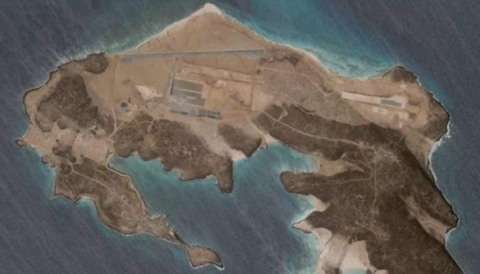 اليمن يطلب توضيحات حول قاعدة إماراتية في جزيرة ميون