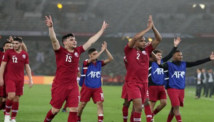 قطر تتأهل لأمم آسيا 2023 بعد فوزها على عمان