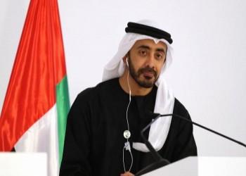 عبدالله بن زايد: كورونا ساهم في تقدم العلاقات الإماراتية الإسرائيلية