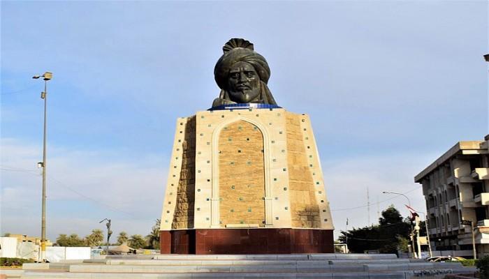 دعوات شيعية لهدم تمثال أبي جعفر المنصور وسط بغداد.. لماذا؟